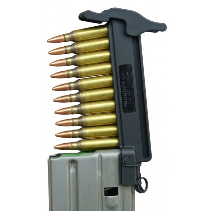 CHARGETTE LULA STRIP CHARGEUR METAL/POLYMER AR15 5.56/223