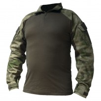 CHEMISE DE COMBAT TACTICAL TROOPER - MARRON