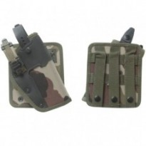 HOLSTER PA GIE PRO POUR SP2022 MOLLE : Gaucher Camouflage