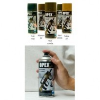PEINTURE OPEXCOLOR EN SPRAY 400ML : MARRON AF