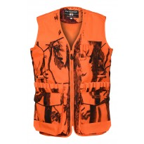 GILET CHASSE STRONGER GHOSTCAMO