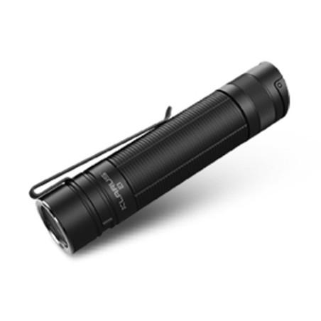 Eflex faceplate bleu blanc