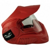 Masque VALKEN Annex MI-3 simple rouge