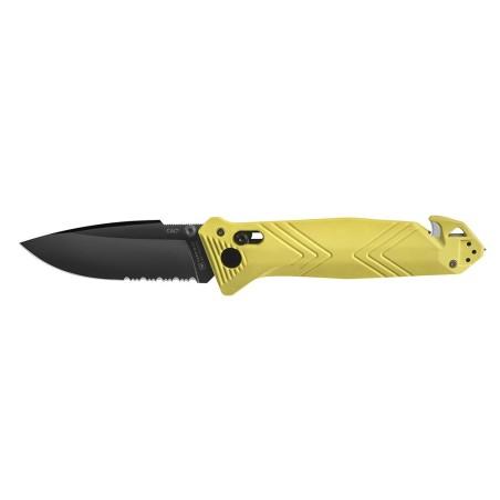 Holster Vegatek Duty VKD8 pour gaucher GLOCK 17/18/22/31/37 tan