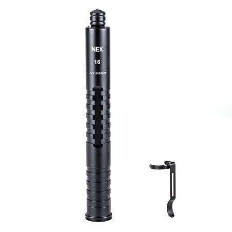 Holster Vegatek Duty VKD8 pour gaucher GLOCK 19/23/25/32/38 vert OD