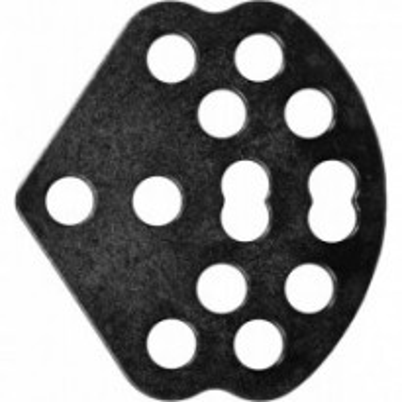 Entretoise 8K99 9 mm noir
