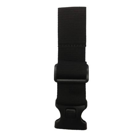 Ecusson silicone groupe sanguin dos auto-agrippant : A - Vert