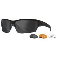 Ecusson silicone groupe sanguin dos auto-agrippant : O - Noir