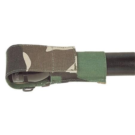 Pack lampe tactique rechargeable XT2C avec ses accessoires