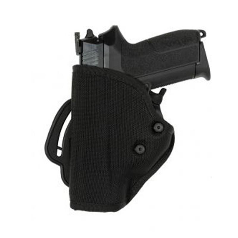 Holster droitier Vegatek Short VKS8 noir pour H&K SFP9
