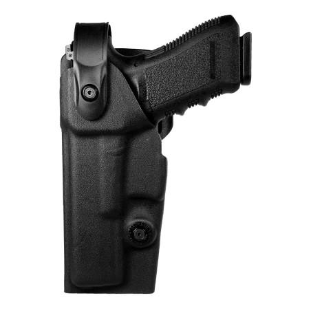 Polo Police Municipale P.M. ONE manches longues bleu