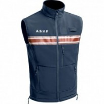 Gilet Softshell A.S.V.P. P.M. ONE sans manches