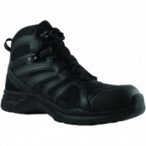ELITE 6 - ABOOTTABAD TRAIL MID WATERPROOF - Noir