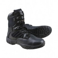 Tactical pro 1 zip cuir/nylon Noir
