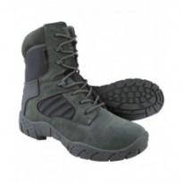 Tactical pro 1 zip suedine Gunmetal Grey