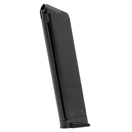 Couteau Plastique Tanto Noir