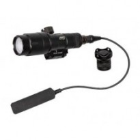 Strike Systems Lampe tactique 280-320 lumens Noir