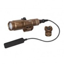 Strike Systems Lampe tactique 280-320 lumens Tan