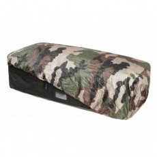 Couvre-sac ultra-light 90 litres ripstop cam ce