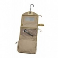 Trousse de toilette murale tan