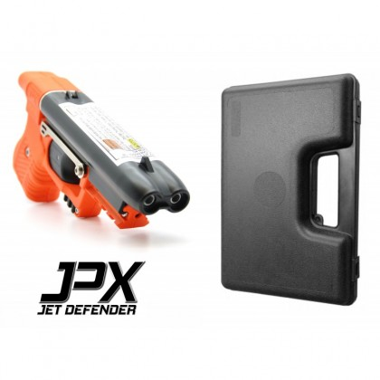 JPX2 Jet Defender orange avec valise