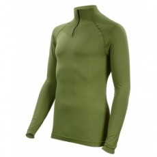 Tee-shirt thermorégulant Technical Line. Vert kaki