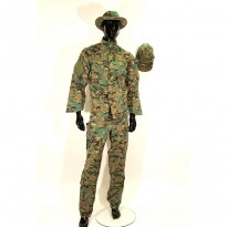 Tenue de combat ACU DIGITAL WOODLAND