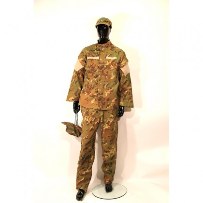 Tenue de combat ACU DIGITAL VEGETATO Italienne