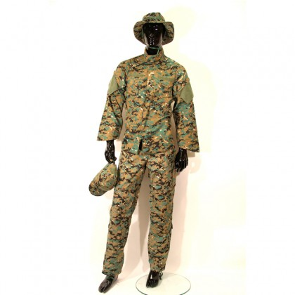 Tenue de combat KIT MARPAT