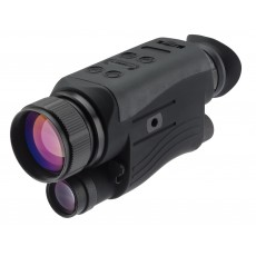 Luna optics digital night vision enregistreur monoculaire ln-dm50-hrsd 5-20x44