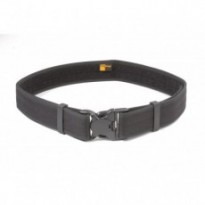 Ceinturon d'intervention cordura 3 points noir 50 mm