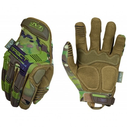 Gants d'intervention M-pact multicam