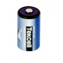 Pile 1/2 AA - 3,6 volts - Tekcell