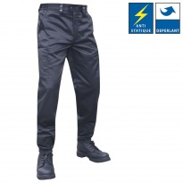 PANTALON SECURITE PLATINIUM Bleu
