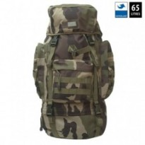 SAC A DOS 65 LITRES : Camouflage