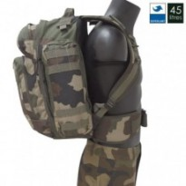 SAC A DOS MILITAIRE TYPE FELIN 45L : Camouflage