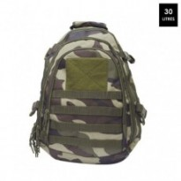 SAC MISSION PACK 30L TACTICAL TROOPER : CE - CAMO
