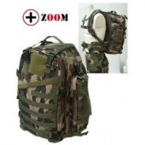 SAC A DOS COMBAT PACK XT : Camouflage