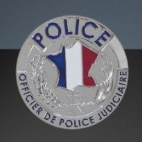 MEDAILLES POLICE NATIONALE OU MUNICIPALE : POLICE MUNICIPALE
