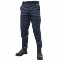PANTALON INTERVENTION PLATINIUM BRILLANT BLEU