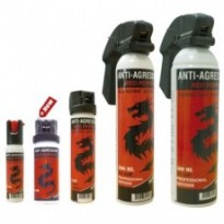 AEROSOL ANTI AGRESSION RED PEPPER : 25 ML