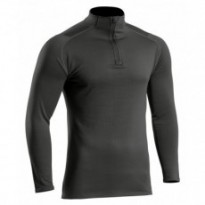 Sweat zippé Thermo Performer niveau 2 noir
