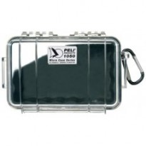 Valise pelicase 1050 transparent