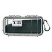 Valise pelicase 1030 transparent