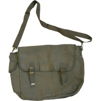 Musette kaki , canvas
