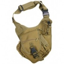 Sacoche TACTICAL SOULDER 7 L - Coyote