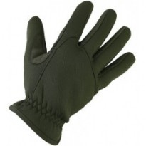 Gants d'intervention DELTA - Vert OD