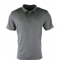 Polo TACTICAL VENTEX respirant - Gris
