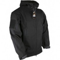 Veste Softshell PATRIOT - Noir