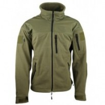 Polaire DEFENDER TACTICAL - Vert OD